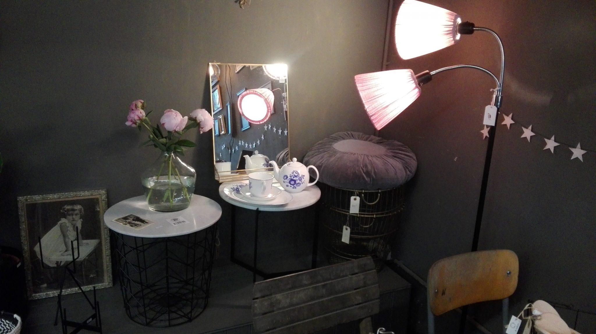 Wohnzimmer Einrichtung - Popshop - skandinavisch wohnen