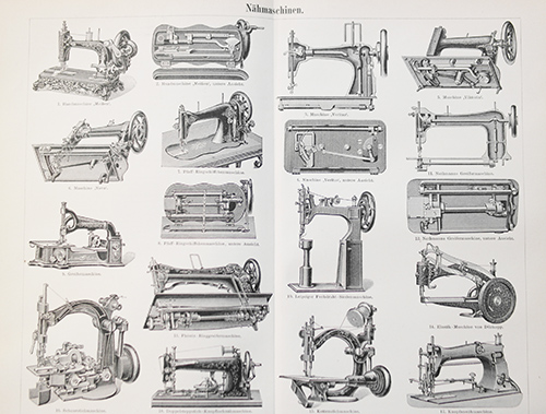 lithografien technik