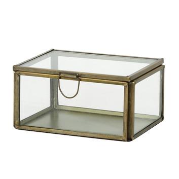 schmuckboxen aus glas popshop skandinavische einrichtung. Black Bedroom Furniture Sets. Home Design Ideas