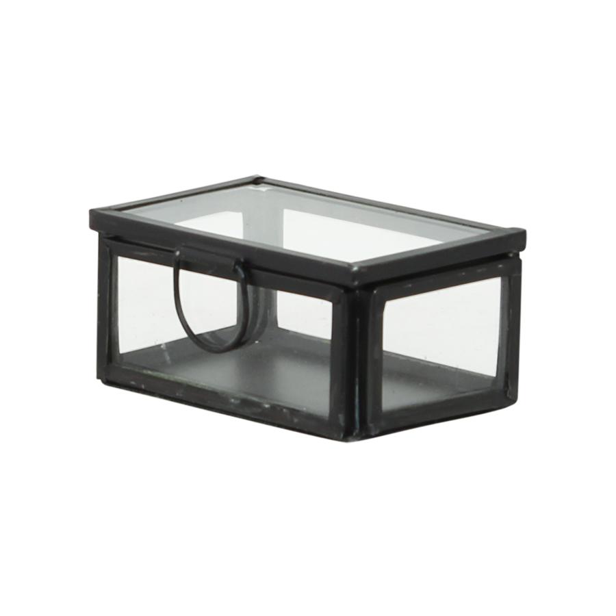 schmuckboxen aus glas popshop skandinavisch wohnen. Black Bedroom Furniture Sets. Home Design Ideas