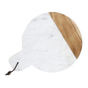 schneidebrett marmor holz