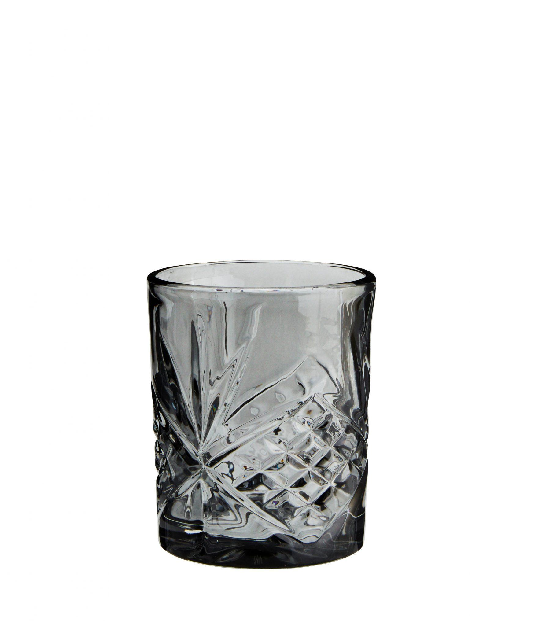schweres whiskeyglas