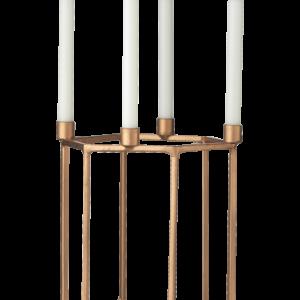 hexagonal-candle-holder