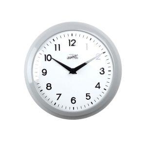 kleine graue Uhr