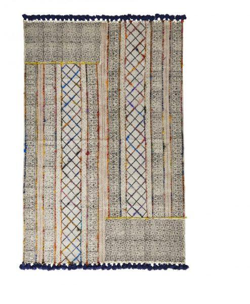 Orientalischer teppich aus baumwolle popshop for Sessel orientalischer stil