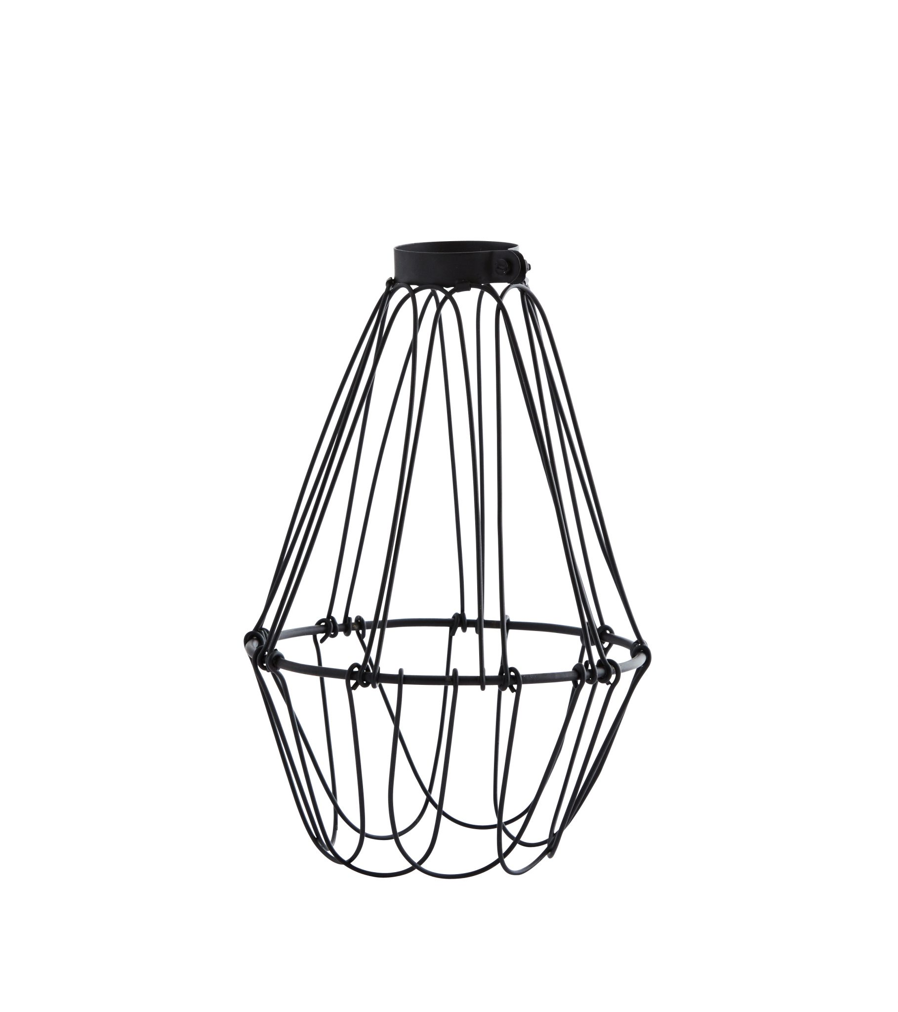 draht lampenschirm. Black Bedroom Furniture Sets. Home Design Ideas