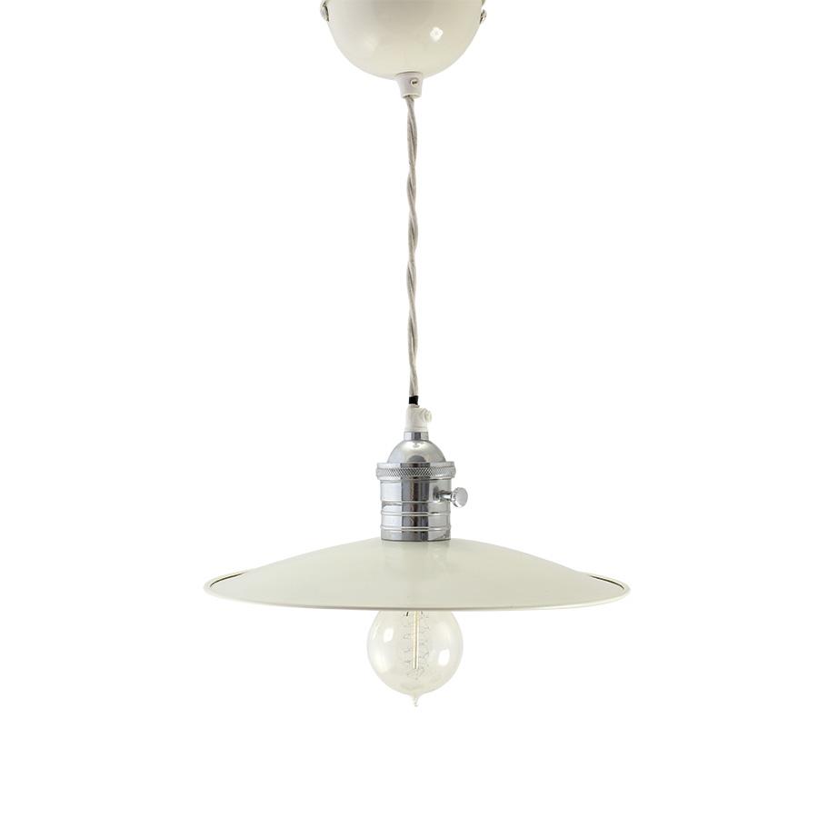wei e emaille lampe popshop skandinavische einrichtung. Black Bedroom Furniture Sets. Home Design Ideas