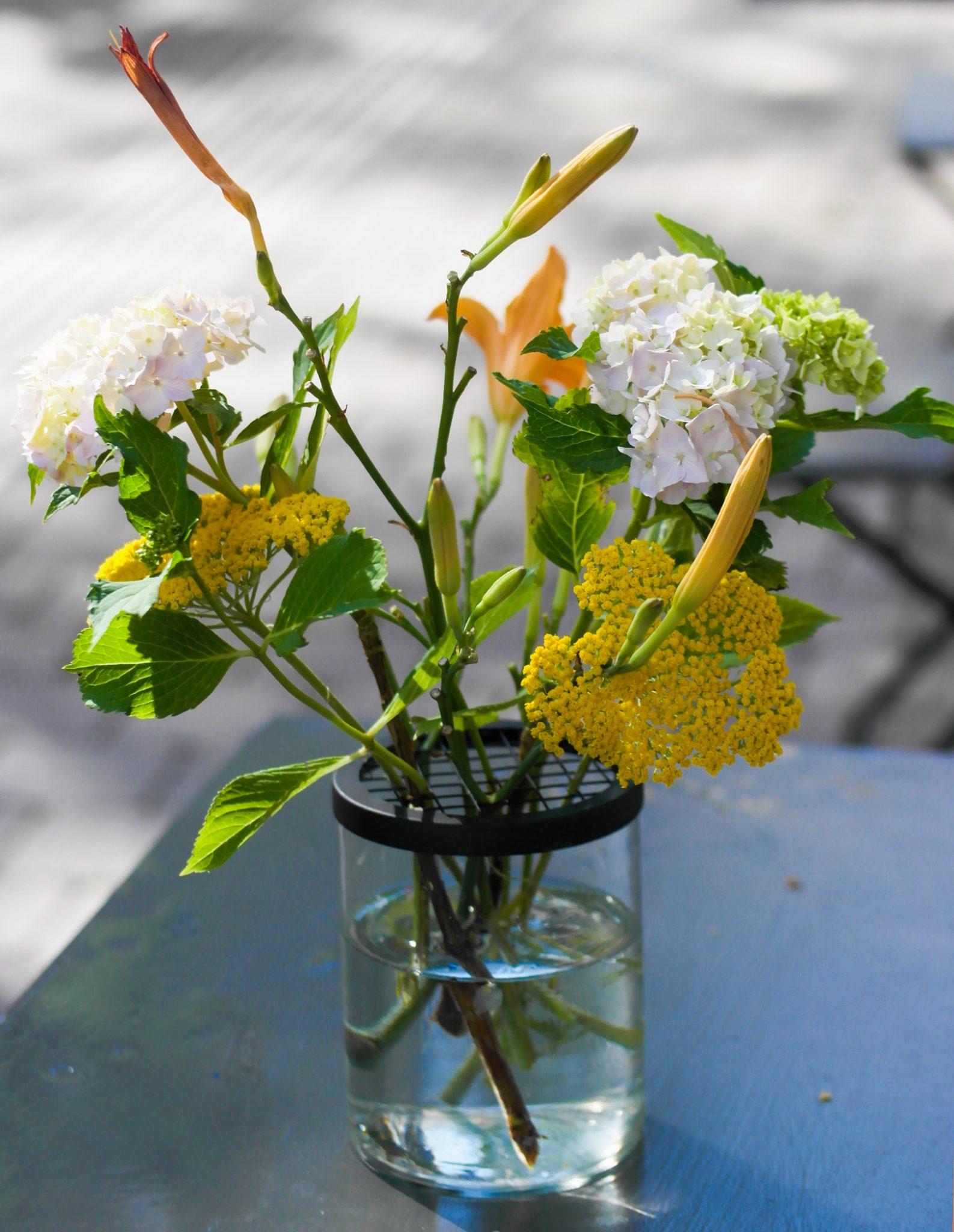 kleine vasen schule
