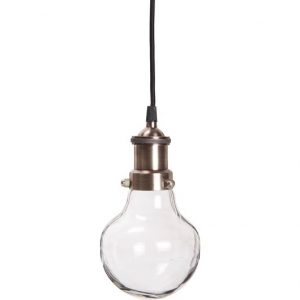 Birnenförmige Lampe