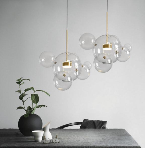 Bubbles Lampe