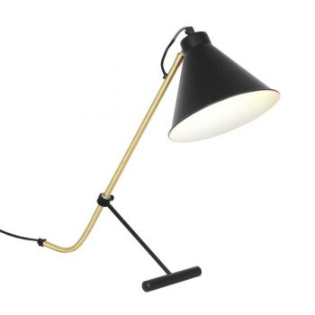 justierbare tischlampe
