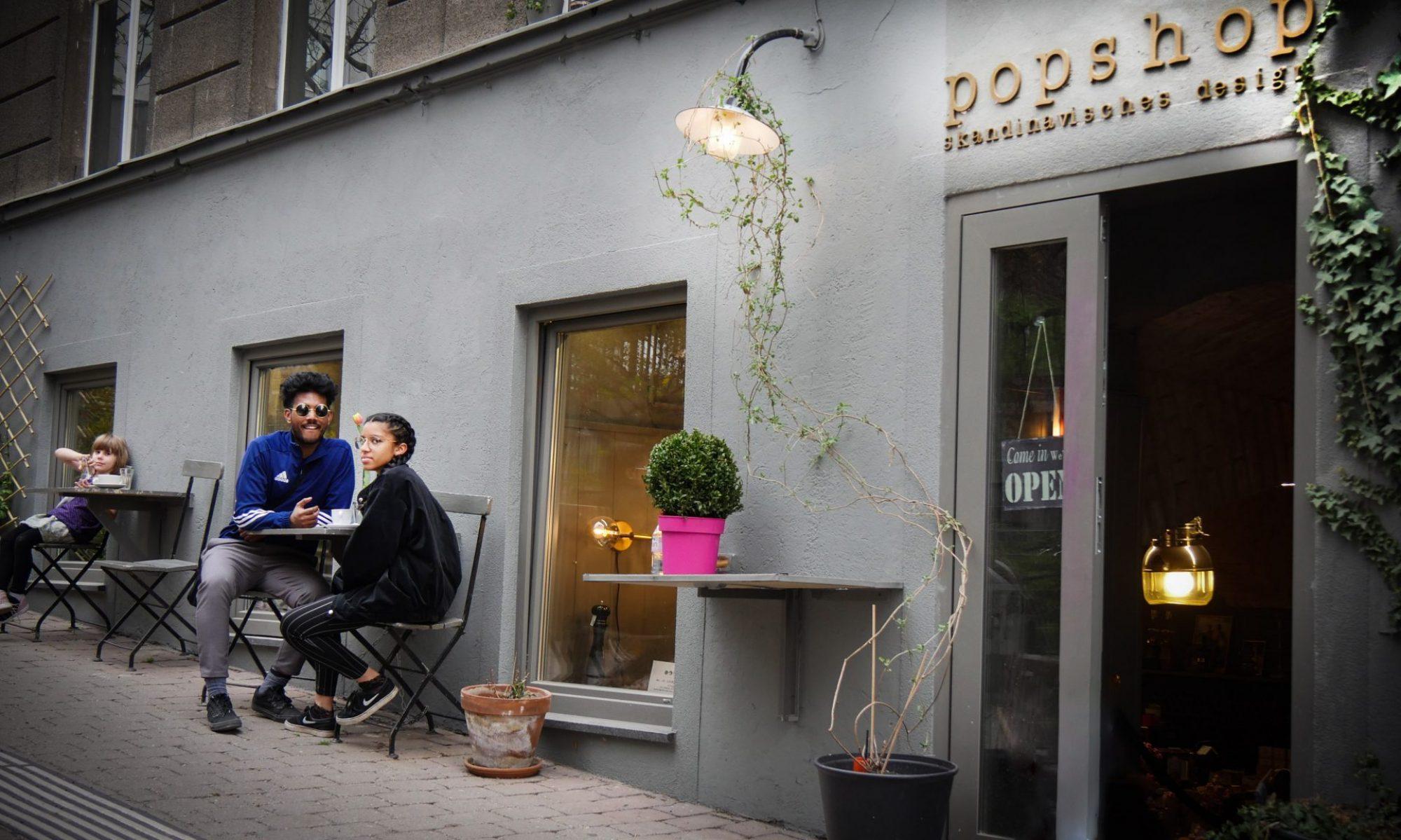 Popshop - skandinavische Einrichtung