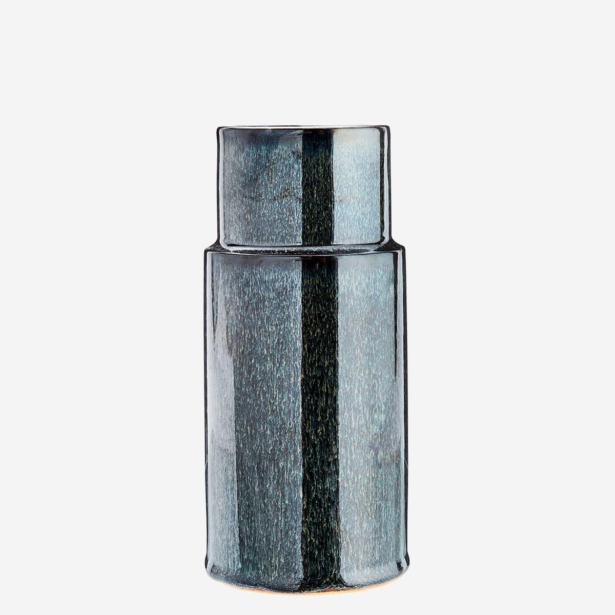 steingut vase